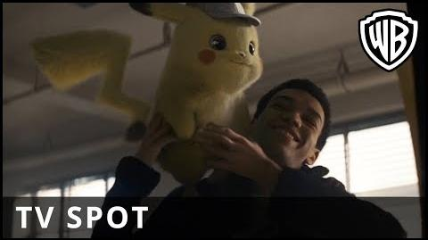 "POKÉMON Detective Pikachu – Cute 30"" Spot - Warner Bros"