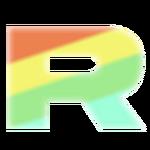 Logo del Team Rainbow Rocket