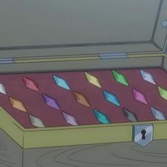 Сундук полный Z кристаллов