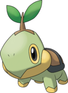 387Turtwig Pokemon Ranger Shadows of Almia