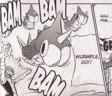 B-2's Wurmple