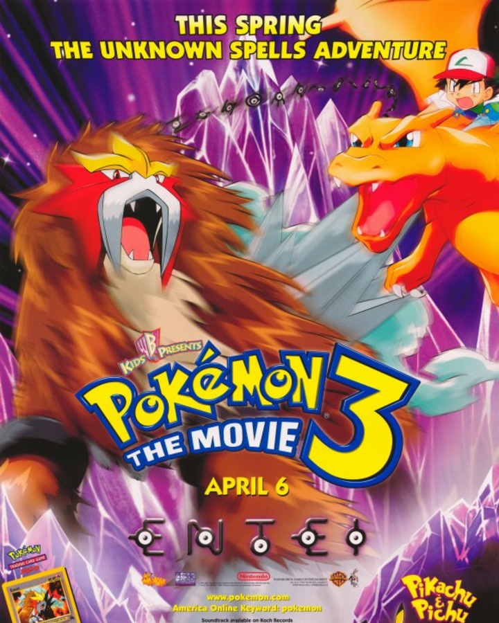 Ms003 Pokemon The Movie 3 The Spell Of The Unown Pokemon Wiki