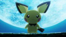 Pichu.Pich..and Pifor Pikachu