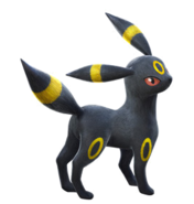 Pokken Tournament Umbreon