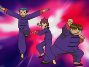 Invincible Pokémon Brothers