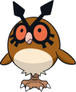 163Hoothoot Dream