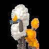 676Furfrou Diamond Trim Pokémon HOME