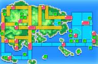 Mapa Hoenn jocs