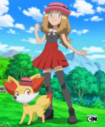 Serena and Fenniken