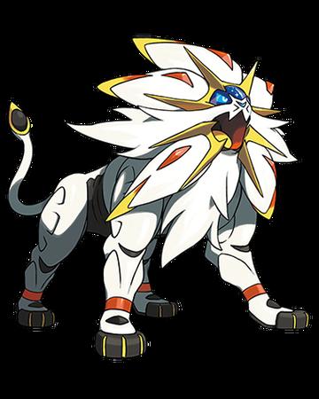 Solgaleo Pokémon Wiki Fandom