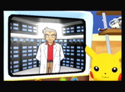Professor Oak's Report