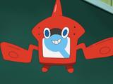 Rotom Pokédex (anime)