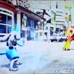 포켓몬 게임쇼에서 공개된 영상
