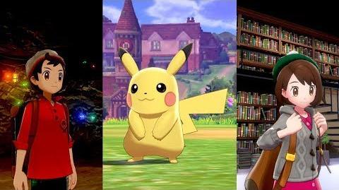 Baan je een weg naar grootheid in Pokémon Sword en Pokémon Shield