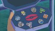 Sinnoh Badges