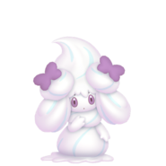 869Alcremie Salted Cream Ribbon Sweet Pokémon HOME