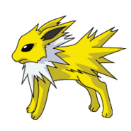 135Jolteon OS anime 2