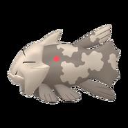 369Relicanth Pokémon HOME
