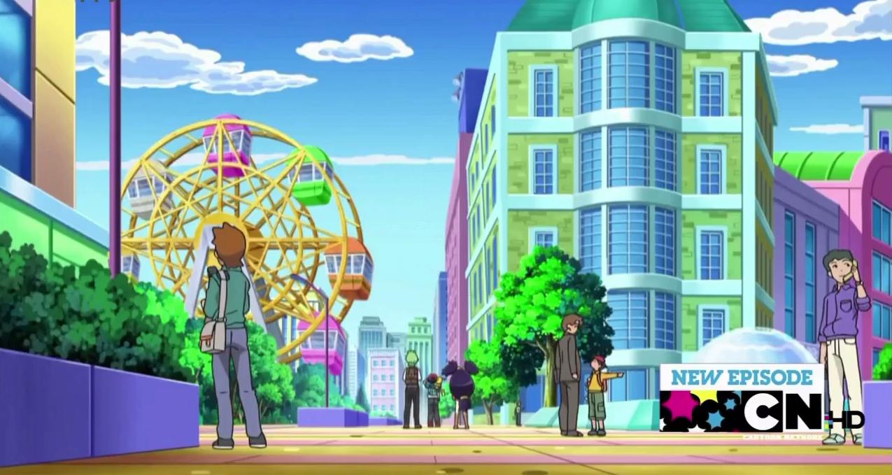 Anime town