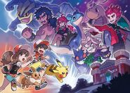Pokémon Let's Go Indigo League