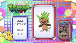 Pokémon Quiz XY083