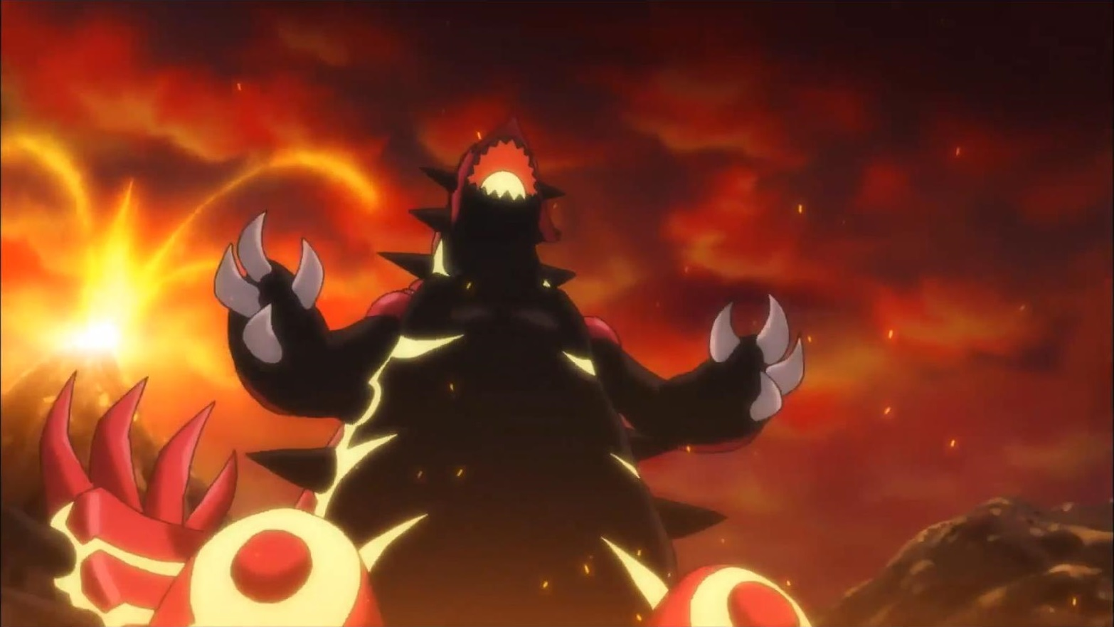 Primal Kyogre Gif Image  Primal Groudon Trailer Anime  Pokémon Wiki  Fandom