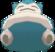 도트 아이콘 잠만보인형 6
