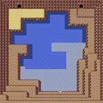 루사 여울의 동굴 밀물 입구방