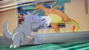 Giovanni Rhydon Fury Attack PO