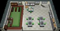 ORAS 날씨 연구소 2층
