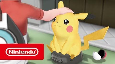 Pokémon Let's Go, Pikachu! & Pokémon Let's Go, Eevee! – Explore the World (Nintendo Switch)