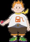 마마네 애니메이션 공식 일러스트