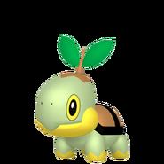 387Turtwig Pokémon HOME