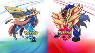 Pokemon Sword & Shield Artwork
