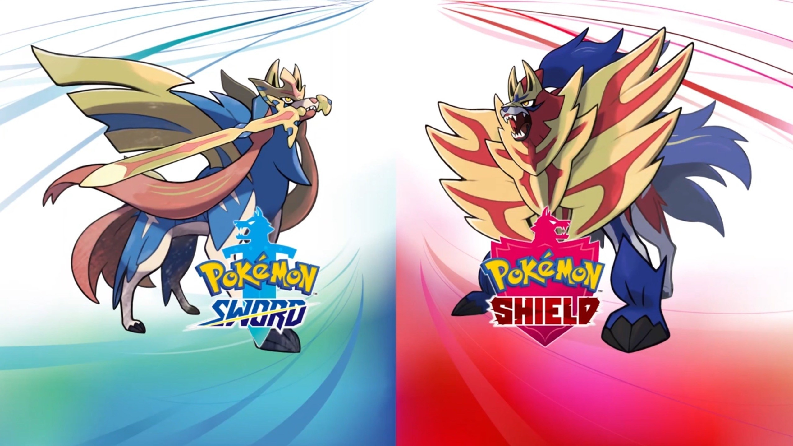 Pokemon Sword & Shield Artwork
