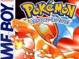 Pokémon Versions Rouge et Bleue