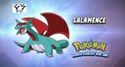 Salamence- Who's That Pokémon