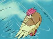 Ash Pidgeotto Gust Counterattack