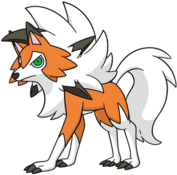 745Lycanroc Dusk Dream
