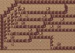 루사 여울의 동굴 지하계단방