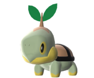 387Turtwig Pokemon Battle Revolution