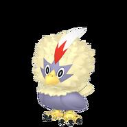 627Rufflet Pokémon HOME