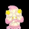 869Alcremie Ruby Swirl Star Sweet Pokémon HOME