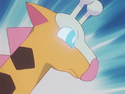 Cherry Girafarig Future Sight