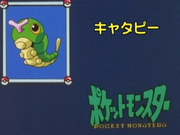 Japanese It's Caterpie
