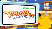 Pichu Bros Party Panic