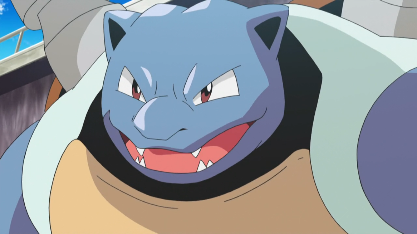 Sailor Blastoise