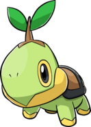 387Turtwig Pokemon Ranger Guardian Signs