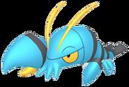 692Clauncher Pokémon HOME