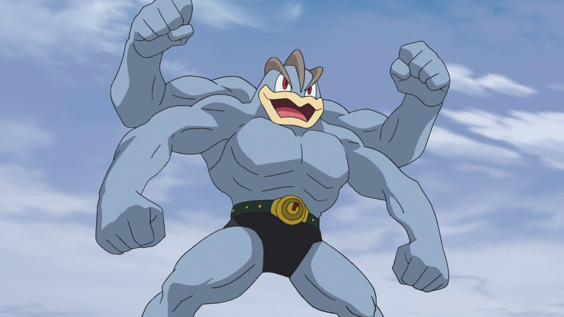Team Rocket Machamp